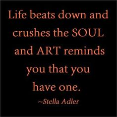 Be Artsy, it is a beautiful thing!