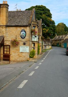 FUCKITANDMOVETOBRITAIN —  Snowshill, Gloucestershire, Cotswolds, England, UK