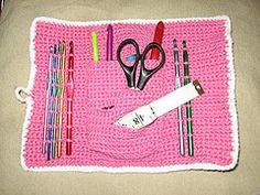 Hook case crochet pattern