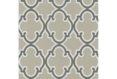 Moroccan Gothic Grate, Taupe on OneKingsLane.com to line the back of my book cases with. love the pattern