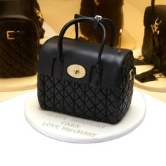 Mulberry's birthday cake to Cara Delevingne