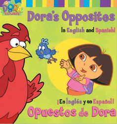 Printable Dora story book to help get the kids ready for school! #NickJr