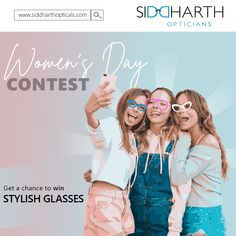 Anti Glare Glasses, 8th March, Optician, Ladies Day, Eyewear, Take That, Selfie, Stylish, How To Wear