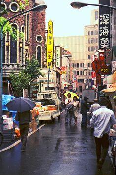 新宿 歌舞伎町 1986