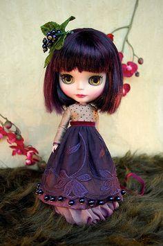 Cassis | Cassis dress | ❀ Frédérique ❀ | Flickr