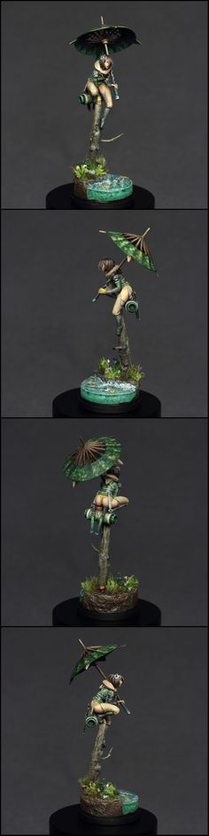 The Internet's largest gallery of painted miniatures, with a large repository of how-to articles on miniature painting Love Painting, 28mm Miniatures, Fantasy Miniatures, Cool Paintings, Miniture Things, Warhammer 40k, Old School, Sculptures, Mockup