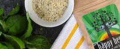 The Scoop | Gluten-free & Nut-free Hemp Basil Pesto Sauce | Abe's Market