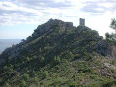 Vista del Castell de Montornés Monument Valley, Water, Travel, Outdoor, Castles, Cities, Gripe Water, Outdoors, Viajes