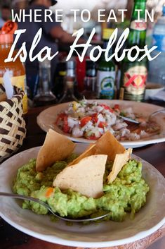 Where to Eat in Isla Holbox