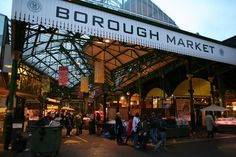 If the Fulton Fish Market in downtown NYC could be converted to a covered farmers'€™ market like Borough Market in London would the neighborhood be more climate-friendly?