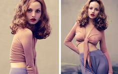 Model Sandy Jadini