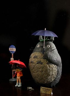 My Neighbor Totoro.