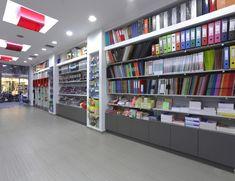 Kyvos Stationery Shop by Lefteris Tsikandilakis, Heraklion – Greece » Retail Design Blog
