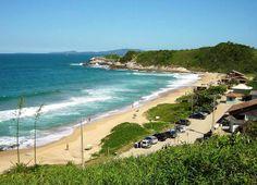 Brasil - Praia do Pinho – Balneário Camboriú