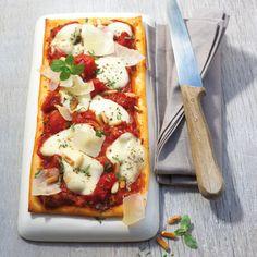 Pizza met pijnboompitten #WeightWatchers #WWrecept