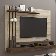 Tv Unit Furniture Design, Tv Unit Interior Design, Tv Wall Design, Tv Wall Furniture, Tv Cabinet Wall Design, Lcd Unit Design, Tv Console Design, Modern Tv Room, Modern Tv Wall Units