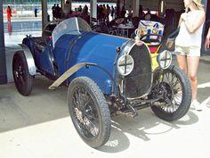 198 Bugatti T13 Brecia (1924) French Classic, Classic Italian, Classic Cars, Bugatti Cars, Austin Seven, Thing 1, Antique Cars, Vintage Cars, Vintage