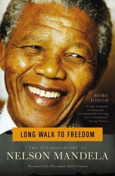 He is revered everywhere as a vital force in the fight for human rights and racial equality. LONG WALK TO FREEDOM is his moving and exhilarating autobiography, destined to take its place among the finest memoirs of history's greatest figures. Here for the first time, Nelson Rolihlahla Mandela tells the extraordinary story of his life--an epic of struggle, setback, renewed hope, and ultimate triumph. http://find.minlib.net/iii/encore/record/C__Rb2008916