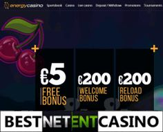 Know more about great slots tournaments at EnergyCasino and grab your money