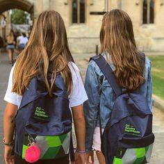 Luciendo mochilas por Cheltenham! Segundo día ❤️ #WeLoveCIC #WeLoveBS  #Regram via @Bk28m4vngqW British Summer, North Face Backpack, The North Face, College, Backpacks, Fashion, United Kingdom, Second Best, Moda