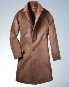 Burberry  Burberry calls it a car coat. He'll want to wear it when he's out walking, too.    Prince of Wales wool car coat ($2,995) by Burberry, burberry.com    Luxury Gifts for Him - Gifts For the Man Who Has Everything - Esquire