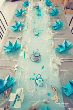 Bapteme Garcon Table images ideas from Home Table Ideas Deco Table Communion, Decoration Communion, Wooden Desk, Wooden Tables, Theme Bapteme, Flip Top Table, Table Decorations, Babyshower, Check