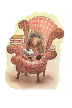 Must-See visit the home of Beatrix Potter, the beloved author and creator of adorable characters like Peter Rabbit and this hedgehog reading. Beatrix Potter Illustrations, Beatrice Potter, Peter Rabbit And Friends, Ex Libris, Children's Book Illustration, Nursery Art, Nursery Decor, Illustrators, Printmaking