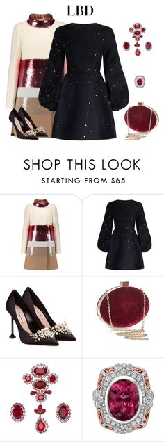 """""""outfit 5222"""" by natalyag ❤ liked on Polyvore featuring Giambattista Valli, Zimmermann, Miu Miu, Sole Society and Christian Dior"""