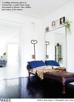 Vogue Living Australia The home of interiors stylist Megan Morton