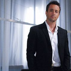 Alex O'Loughlin....Hawaii Five-O