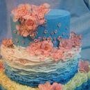 How to Make Edible Glue for Gumpaste & Fondant Embellishments: 4 Steps Edible Glue, Gum Paste, Fondant, Embellishments, Cake Decorating, Flowers, Cakes, Painting, Ornaments
