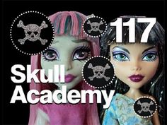 Monster High Show | Skull Academy | 117 Cats