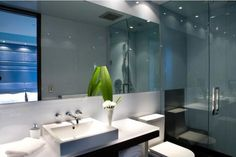 Luxury Bathroom Design On Amazing Penthouse Design In Vancouver By Feenstra  Architecture