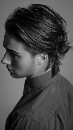 Dusty Rhode Men's Hair  Aveda Guest Artist