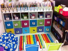 Small classroom (portable) library