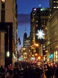 5th Avenue New York City via flickr