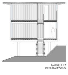 Vila Taguai,Casa 2,5,7 - Corte