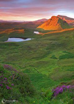 Isle-of-Skye, Scotland