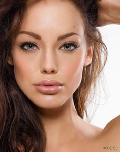 chin implant women - Google Search Chin Implant, All Things Beauty, Woman Face, Beautiful Women, Makeup, Pretty, Google Search, School, Make Up