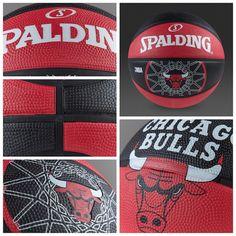 Spalding Chicago Bulls Team Ball Size 7 - Black / Red قیمت:  تومان کد محصول:  استعلام موجودی و ثبت سفارش با کد محصول در تلگرام