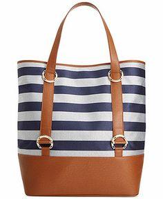 L.K.Bennett : Cleethorpes Canvas Beach Bag | Bags | Pinterest ...