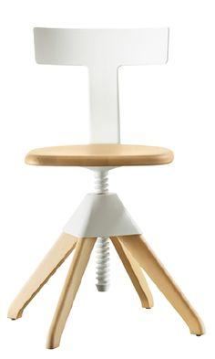 Schreibtischstuhl kinder holz  Stuhl Eames DAW Style | ICONMÖBEL | Designermöbel und ...