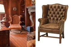 Chesterfield-The Wingback Chair