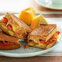 Bacon Grilled Cheese-Is your mouth watering just reading this???