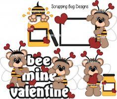 Seja meus namorados ursos de abelhas