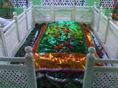 . Hazrat NasirudDin Mahmud ki kabar mubarak