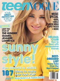 Jennifer Lawrence May 2011