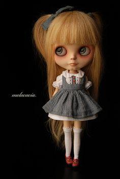 Elise ~ Little Human Girl