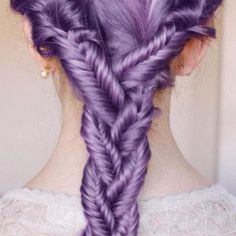 Get Radiant Orchid Hair: How to Achieve and Rock Pantone's 2014 Color Of The Year