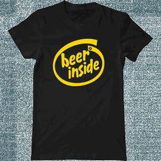 Мужская футболка Пиво внутри от интернет-магазина hipster.vmayke.org